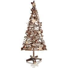 Christmas Tree Names by Twig Christmas Tree With Pine Cones Saga Garden Centre