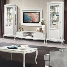 vintage wohnzimmer set mokko weiß wohnzimmermöbel weiß