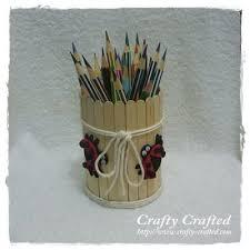 Best 25 Ice Cream Stick Craft Ideas On Pinterest