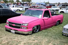 100 2013 Chevy Trucks Silverado Pink Pink Truck Accessories And