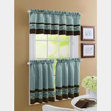 Owl Kitchen Curtains Walmart by Five Things To Avoid In Kitchen Window Curtains Walmart