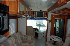 Rv Slideouts In Tight Squeeze