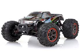 9125 | Xinlehong 1/10 Sprint Electric 4WD Off Road RC Monster Truck