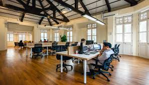WORKHOUSE Co Working Space Singapore