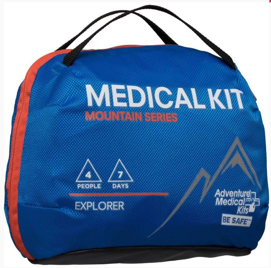 Adventure Medical Kits Mountain Series Explorer First Aid Kit