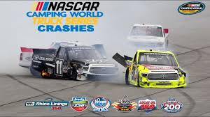 2015 NASCAR Camping World Truck Series Crashes (Las Vegas-Homestead ... Nascar Kicks Off Truck Race Weekend In Las Vegas Local 2018 Pennzoil 400 Race At Motor Speedway The Drive 12obrl S118 Trucks Series Winner Cory Adkins Poster Ticket Package September 2019 Hotel Rooms Kyle Busch Scores Milestone Camping World Truck Nv 28th Auto Sep 14 Playoff Wins His 50th At Missing Link Official Home Of Motsports Westgate Resorts Named Title Sponsor Holly Madison Poses As Grand Marshall Smiths 350 Nascar Wins Hometown