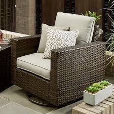 palm swivel glider limited availability outdoor living