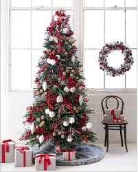 Frontgate Christmas Trees by Christmas Tree Decorating Ideas For 2016 A Fool For Flowers