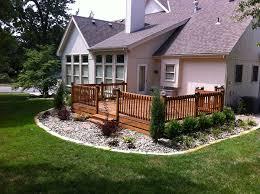 Landscape Deck & Patio Designer Home Design Ideas and