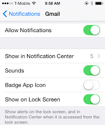How to Limit Gmail Notifications to Your Primary Inbox on iPhone