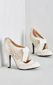 Cute Bridal Heels
