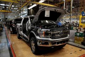 Ford Wants 'certainty' In Any U.S. Trade Deals: Chairman | Reuters Ford Begins Retooling Dearborn Truck Plant For 2015 F150 Tour Photo Image Gallery Video Inside Fords Resigned Truck Plant To See How The F Meet Woman In Charge Of Building Bestselling Pickup Production At Video 2019 A Decade Sustainability Tnw Companion Descriptions Ieee Icps 2017 Celebrates Reopening Michigan Radio 100 Years Building Cars And Wealth Rouge Manufacturing Media Center Facing Complete Shutdown Production After Fire