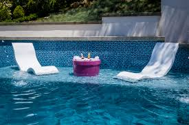 Its Safe For All Pools Including Vinyl Lined The Chaise Lounges Are Available In