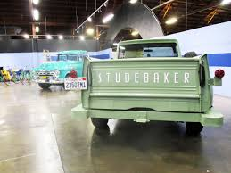 60 Studebaker (1) - California Automobile Museum Studebaker Mseries Truck Wikipedia 1962 Trucks Historic Flashbacks Photo Image Gallery Allwheeldrive And Hemi Power 1950 Pickup Talk About A Bullet Nose Cars And Pinterest 60 1 California Automobile Museum Custom 61 Champ Truck Hobbytalk 1owner 1948 Intertional Pickup Classiccarscom Journal Tcab 7es Forum Registry 1941 Bed Bench I Would So Have This In My House 1952 Extended Cab R10 New To The Forum World Wow Weve Got New Look Studebaker Truck Talk