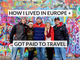 How To Get A Dream Job Become Travel Guide In Europe
