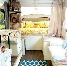 Rv Bedroom Ideas Camper Van Remodel Hacks Interior Decor Storage