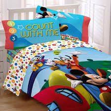 disney mickey mouse clubhouse sheet set twin walmart com
