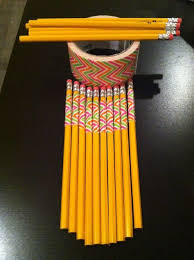 Teachers Put Decorative Tape On Pencils And Youll Know Which Are Yours