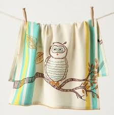 Image Of Owl Kitchen Curtains