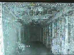 Mansfield Ohio Prison Halloween by Mansfield Ohio State Reformatory Shadow Figure Youtube