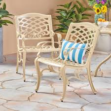 Tsa Outdoor Cast Aluminum Arm Chair (Set Of 2) 65 Best Front Yard And Backyard Landscaping Ideas Designs Lets Do Whimsical Outdoor Ding Making It Lovely A Romantic Garden Wedding Every Last Detail Stevenson Manor Upholstered Side Chair With Turned Legs By Standard Fniture At Household Club Pair Vintage Rebar Custom Painted Vegetable Back Bistro Chairs 25 Patio To Buy Right Now Carate Batik Lagoon Rounded Corners Cushion Blue 6 Montage Antiques Display Of Counter Stool Jugglingelephants