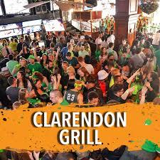 Clarendon Halloween Bar Crawl 2017 by The Blarney Blowout The Blarney Blowout 2017 Clarendon Grill