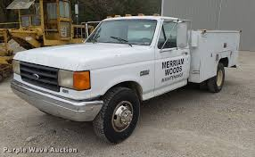 1988 Ford F350 Utility Bed Pickup Truck   Item DB7383   SOLD... 2004 Ford F350 Utility Truck Dually Sas Motors 2012 Oxford White Super Duty Xl Crew Cab 4x4 2015 Used Drw 4wd Dually Regular Cab 2007 5161 Service Trucks Mechanic In New 2017 Body With Plow For Sale Franklin Ma Preowned Near Milwaukee 180142 2008 Ext 4x4 Knapheide 2001 Bed 73 Powerstroke Diesel Nscale Willmodels 67 Utilityservice Resin Kit
