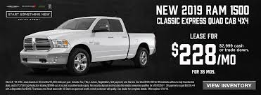 Bernard's Chrysler Dodge Jeep Ram | CDJR Dealer In New Richmond, WI