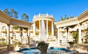 Stunning Images Mediterranean Architectural Style by Mansions Stunning Chateau In Bel Air Idesignarch