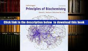 Audiobook Lehninger Principles Of Biochemistry David L Nelson Trial Ebook