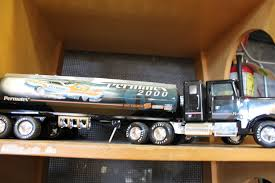 FIVE NYLINT CORP SEMI TRUCKS WITH TRAILERS - Big Valley Auction Vintage Nylint True Value Hdware Semi Toy Truck Trailer Pressed Harleydavidson Motor Oil Tanker Truck Repurposed Box Garage Scolhouse Toys Steel Trucks Hakes Cadet Camper And Pickup Boxed Pair Nylint Hash Tags Deskgram Nylint Safari Hunt Metal With Virtu Acquisition Ford 9000 Dump Youtube Hydraulic Vintage Findz Page 2 Hisstankcom Hobbies Manufacture Find Products Online At