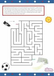 Free Kids Printable Activities Horse and Foal Maze – Coloring Pages