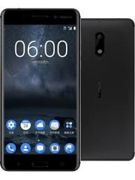 The Nokia 6 mobile features a