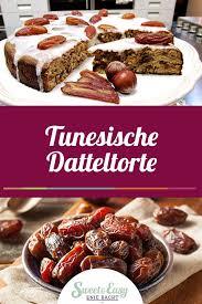 tunesische datteltorte