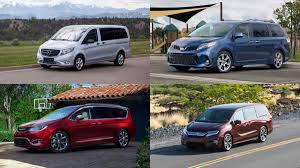 100 Family Truck And Vans 4 Modern Minivans That Are Better For Families Than An SUV Autoweek