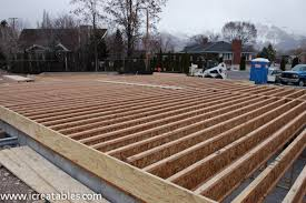 Floor Joist Span Table For Sheds by What Are Floor Joists What Is A Floor Joist Icreatables Com