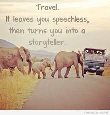 Road Travel Quote With Image