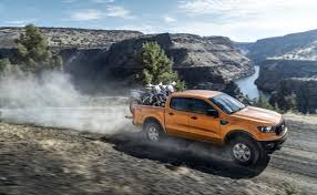 2019 Ford Ranger Will Be Able To Tow Up To 7,500 Pounds, Haul Up To ...