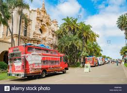 San Diego, JUN 29: Food Truck Day In The Beautiful And Historical ...