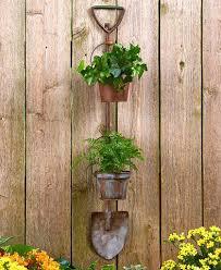 Rustic Country Garden Planters
