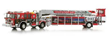 100 Model Fire Trucks Tunnel To Towers 911 Commemorative Truck Caden Patrick