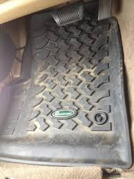 Quadratec Floor Mats Vs Weathertech by Floor Mats Weather Tech Vs Quadratec Jeep Wrangler Forum