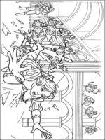 Barbie And The Three Musketeers Coloring Pages 1