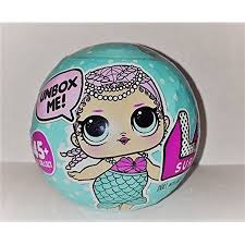 LOL Surprise Doll Mermaid Edition