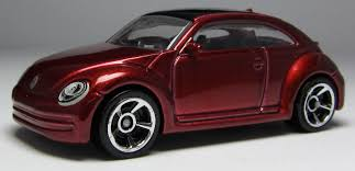 Magical Hot Wheels: Hot Wheels 2012 Volkswagen Beetle