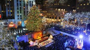 Rockefeller Center Christmas Tree Lighting 2014 Live by December Events To Bring In Some Cheer Times Square Chronicles