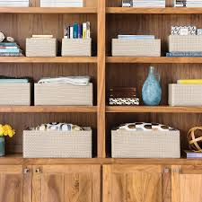 Faux Books For Decoration by Baskets Wicker Baskets Decorative Baskets U0026 Storage Bins The