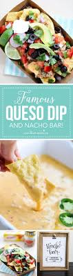 Nacho Bar + Famous Queso Dip - I Heart Nap Time Best 25 Nacho Toppings Ideas On Pinterest Chicken Flavors Caramel Apple Bar Nachos Apples And Superbowl Nachos Build Your Own Chinet Chili Lovelies By Lo February Food Friends Football Fiesta Taco Cinco De Mayo Mretpartyshoppe Marzetti Lil Luna Make This Watch Basketball Everyone Is Happy 374 Best Images Bbq Pulled Buildyourown My Mommy Style Neat Ideataco Bar For The Reception Easy Affordable Yummy