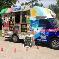 Kona Ice Of North Houston - The Woodlands, TX Food Trucks - Roaming ...