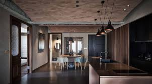 100 Kc Design Moody Apartment Renovation Is All About Natural Materials Curbed